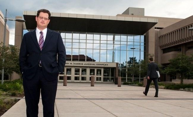 Colorado Springs criminal defense attorney